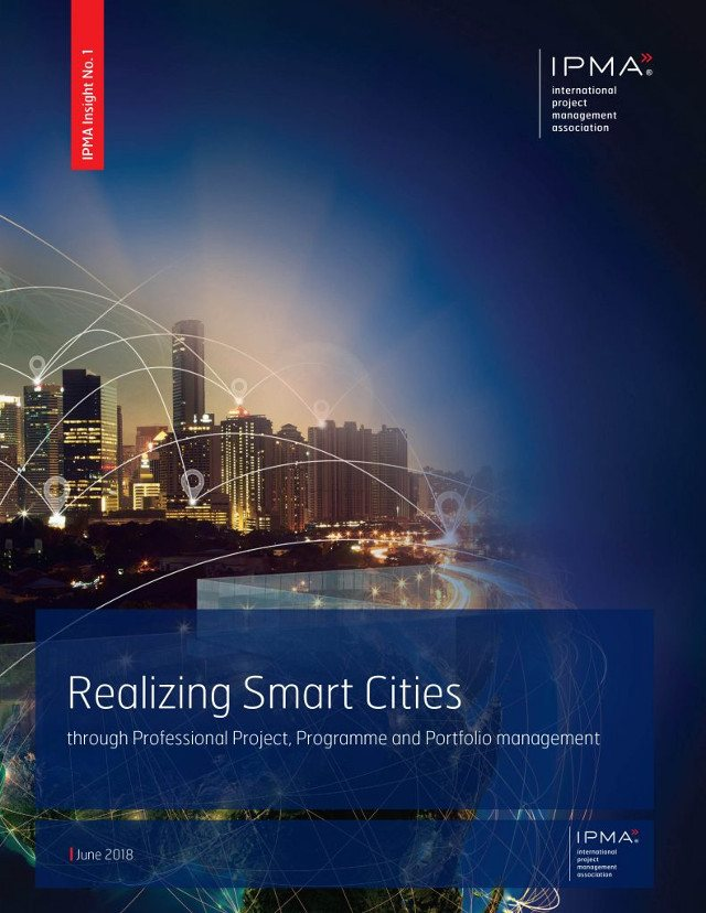 Realizing Smart Cities through Professional Project, Programme and Portfolio management