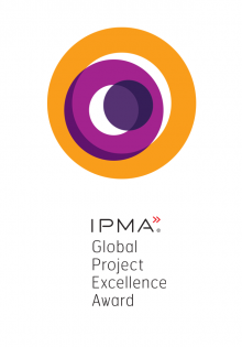 IPMA Global Project Excellence Award - Change Management / Product Development / Marketing