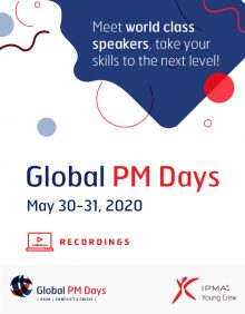 Global PM Days 2020 - CONFLICT & CRISIS - Exclusive Pass (Recordings)