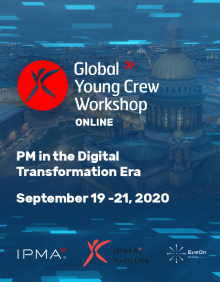 Global Young Crew Workshop 2020 | Online - Interactive tickets for IPMA and Young Crew members