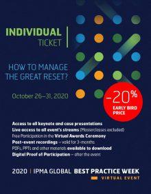 Global Best Practice Week - INDIVIDUAL TICKET