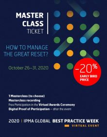 Global Best Practice Week - MASTERCLASS TICKET