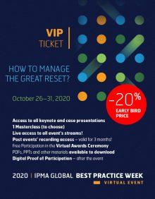 Global Best Practice Week - VIP TICKET