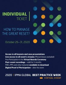 Global Best Practice Week - INDIVIDUAL TICKET