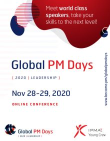 Global PM Days 2020 - LEADERSHIP - Exclusive Pass