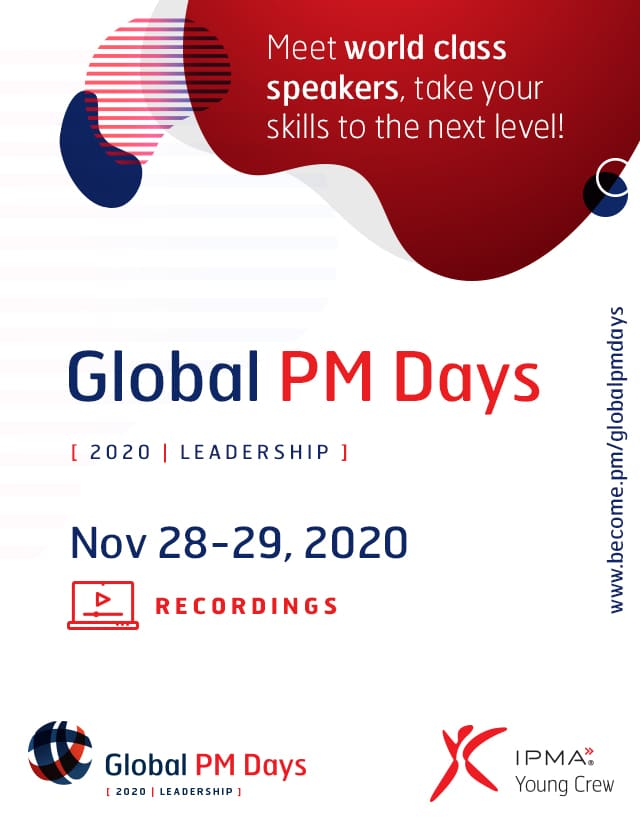 Global PM Days 2020 – LEADERSHIP – Exclusive Pass (Recordings)