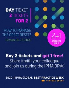 Global Best Practice Week - 2+1 DAY TICKET