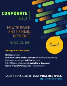 2nd IPMA Global Best Practice Week