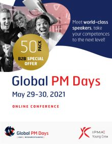 Global PM Days 2021 - RESOURCEFULNESS - Combo Pass 50 Pack