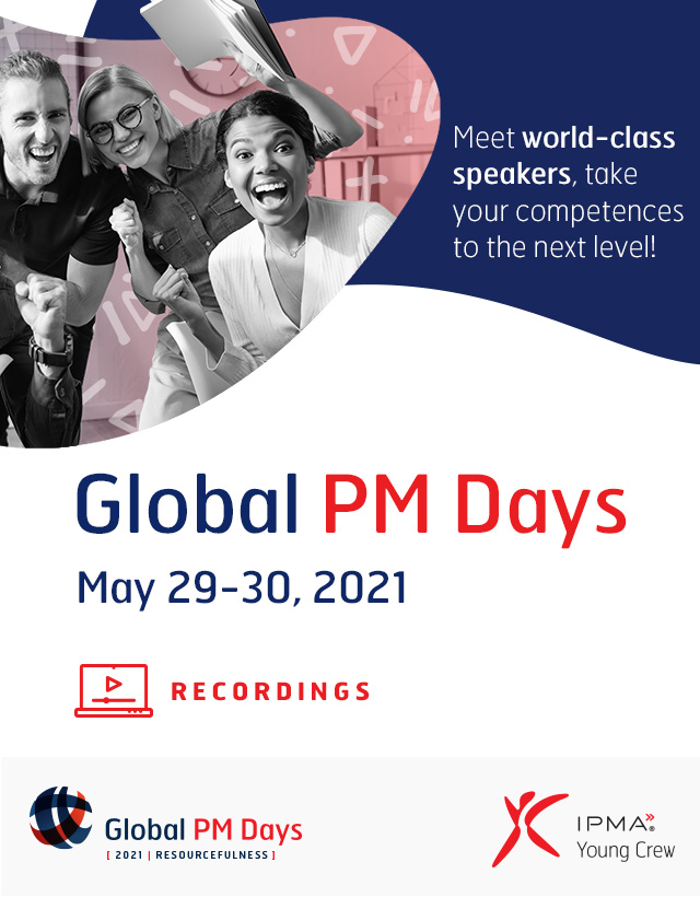 Global PM Days 2021 - RESOURCEFULNESS - Combo Pass ( Recordings )